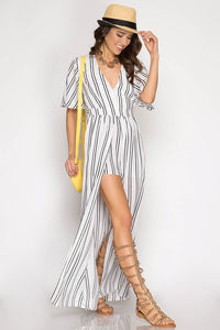 Kylie Maxi romper