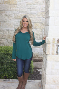 Basic Modal Long Sleeve-Assorted Colors