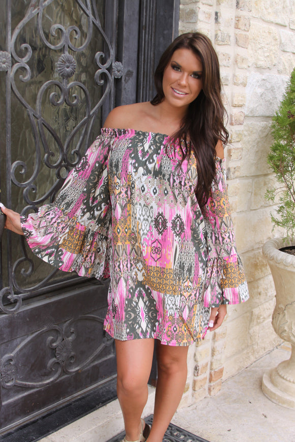 Morocco on My Mind dress
