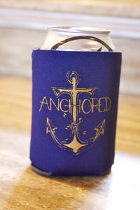 "Judith March ""Anchored"" Can Cooler"