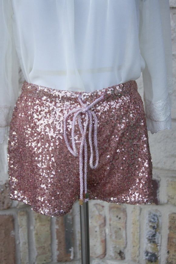 Sparkle and Shine shorts