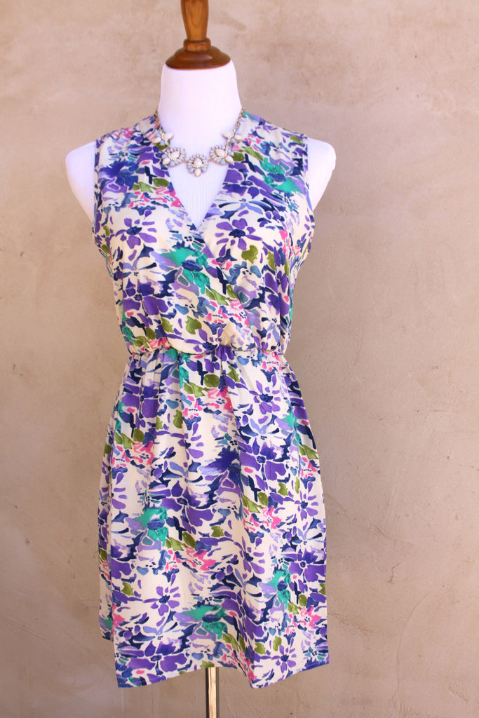 Reagon's Flowers dress