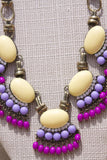 Viva Fiesta Beaded Necklace