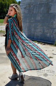 Aztec duster by Crazy Train