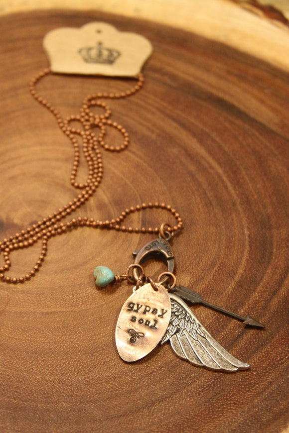 Buffalo Girls - Gypsy Soul Necklace
