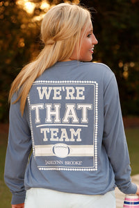 Jadelynn Brooke- We're THAT Team
