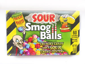 Theatre Box - Toxic Waste Sour Smog Balls