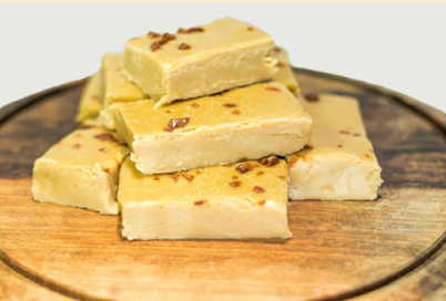 Fudge -Salted Caramel
