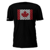 Nations Canadian Logo Flag Tee - We Are Nations