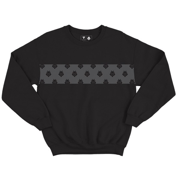Nations G2 Pattern Crewneck - We Are Nations