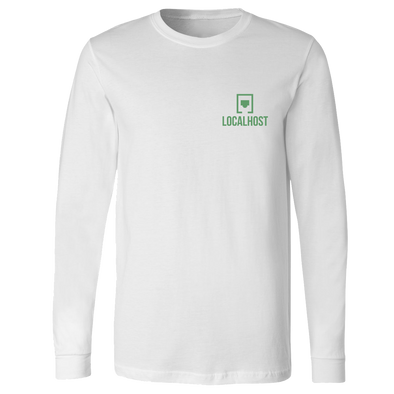 Local Host - Small Logo Long Sleeve