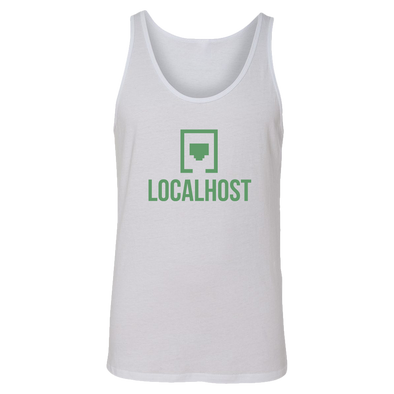 Local Host - Ladies Logo Tank