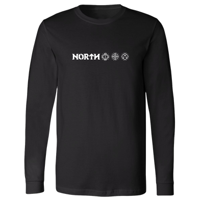 NORTH - Symbols Long Sleeve