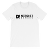 Nerd Street Gamers - Lockup Tee - White