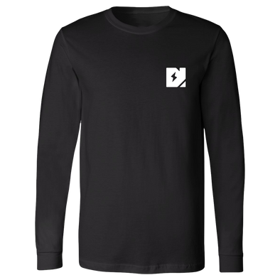 Nerd Street Gamers - Pocket Logo Long Sleeve