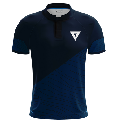 Nations Pro Plus Hybrid Jersey - Blue - We Are Nations