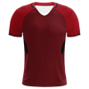 Nations Pro Plus Hybrid V Jersey - Red - We Are Nations