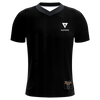 Nations V-Neck Pro Jersey - Black - We Are Nations