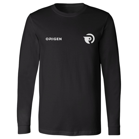 ORIGEN - Split Long Sleeve