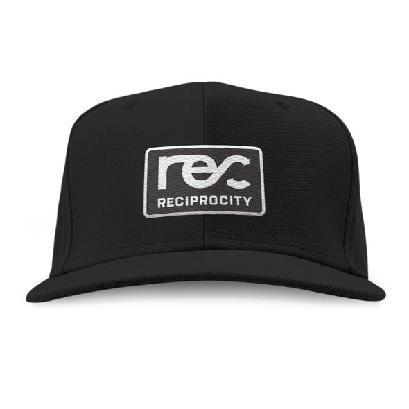 Reciprocity Logo Patch Snapback