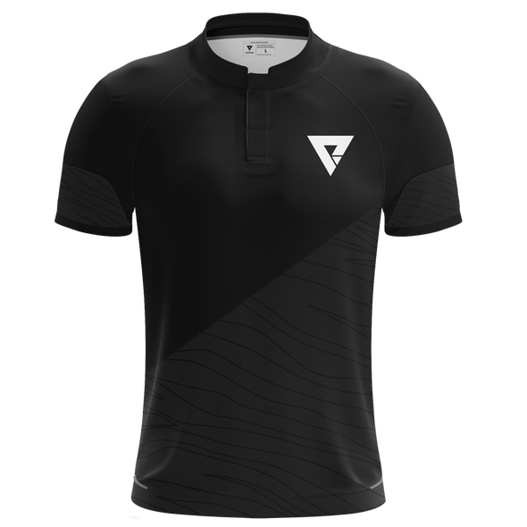Nations Pro Plus Hybrid Jersey - Black - We Are Nations