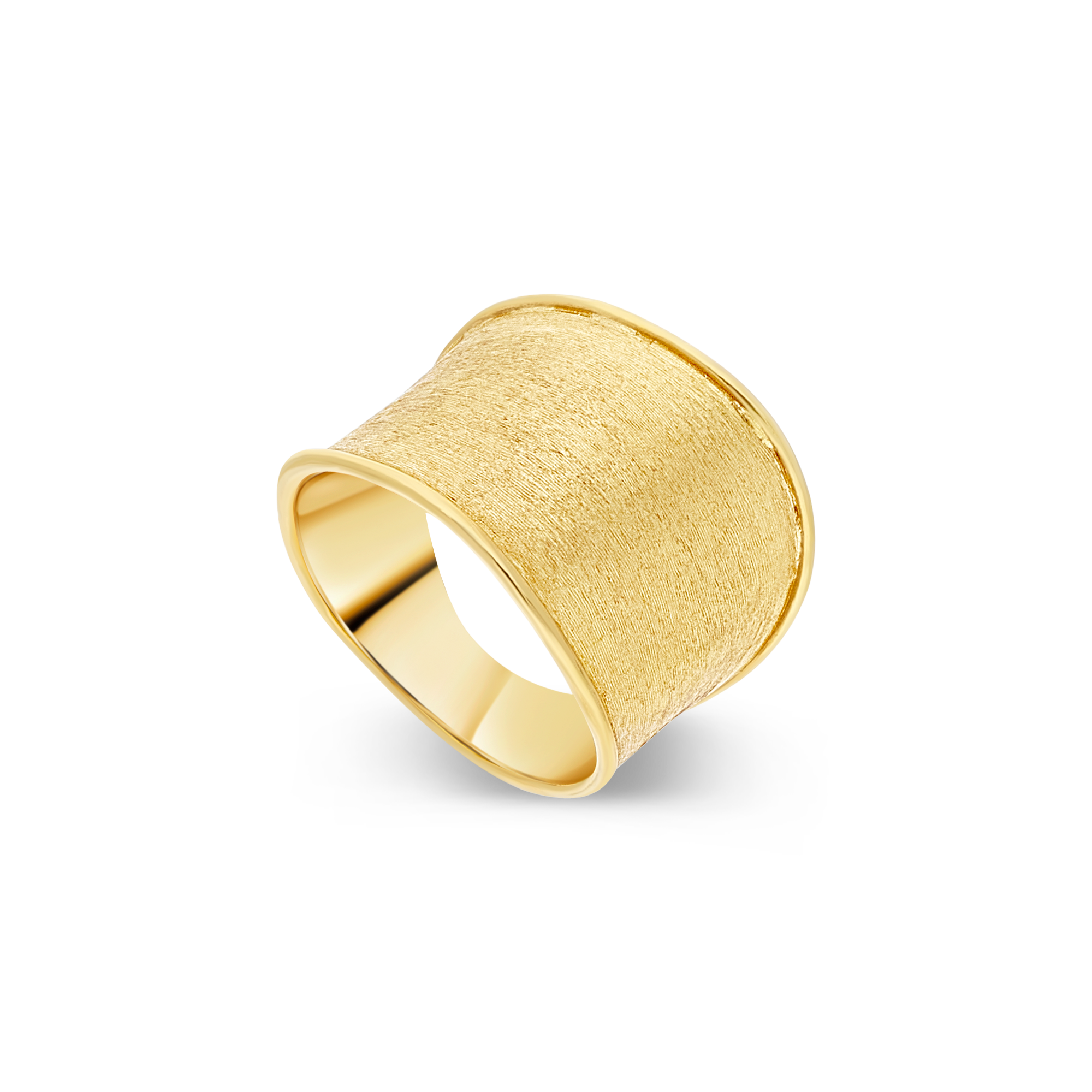 "18ct Gold ""Lunaria"" Ring Marco Bicego"