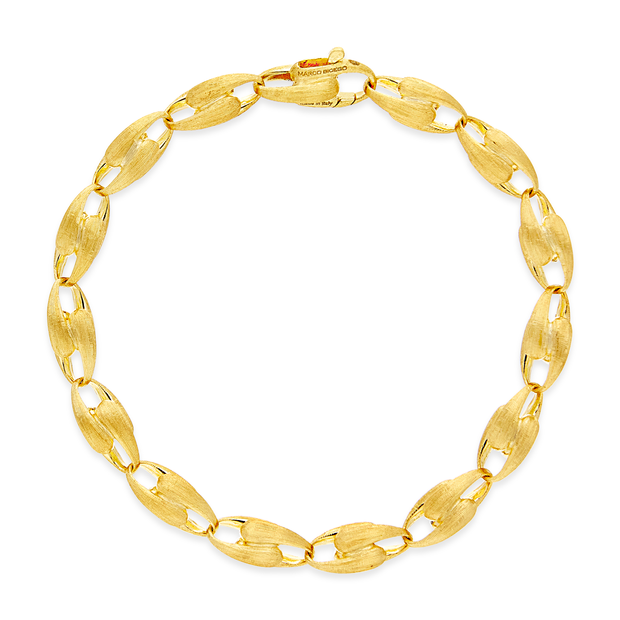 "18ct Gold ""Lucia"" Bracelet Marco Bicego"