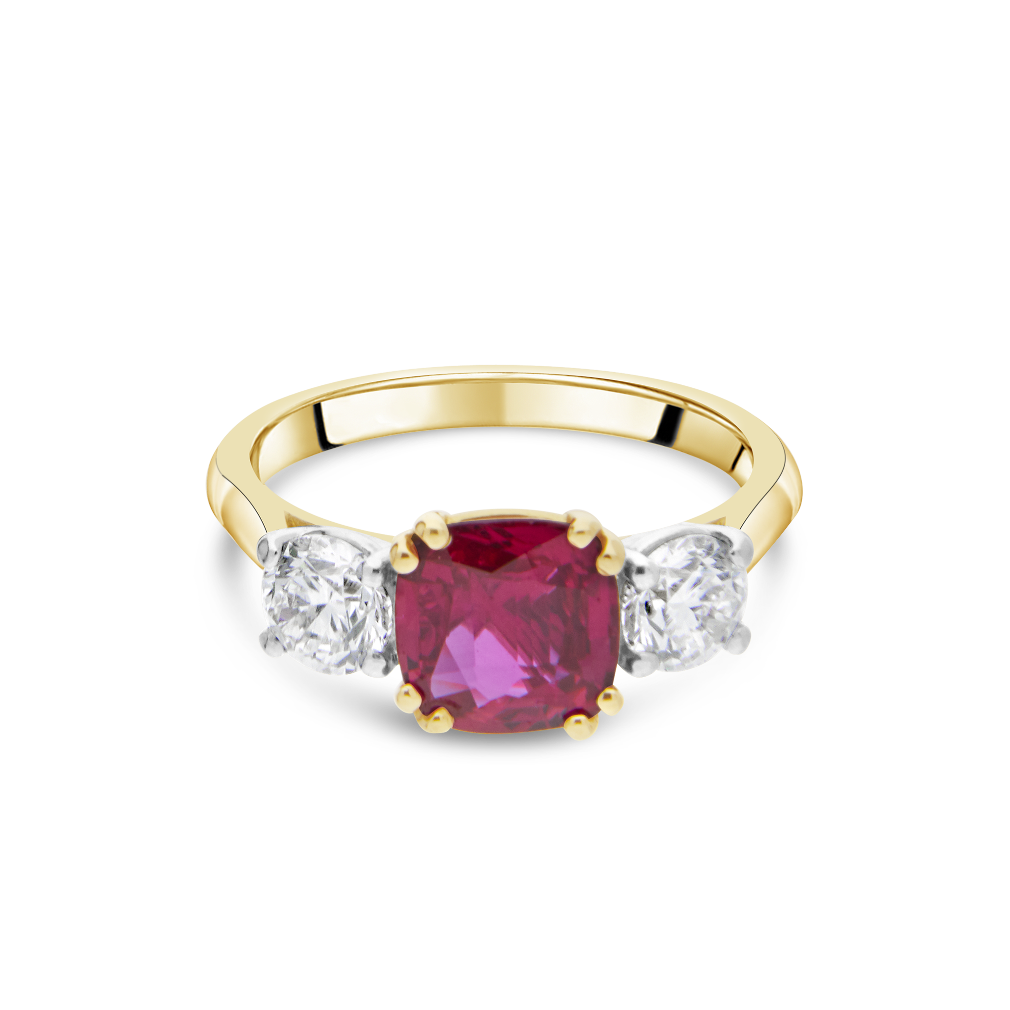 Ruby and Diamond Trilogy, Yellow Gold