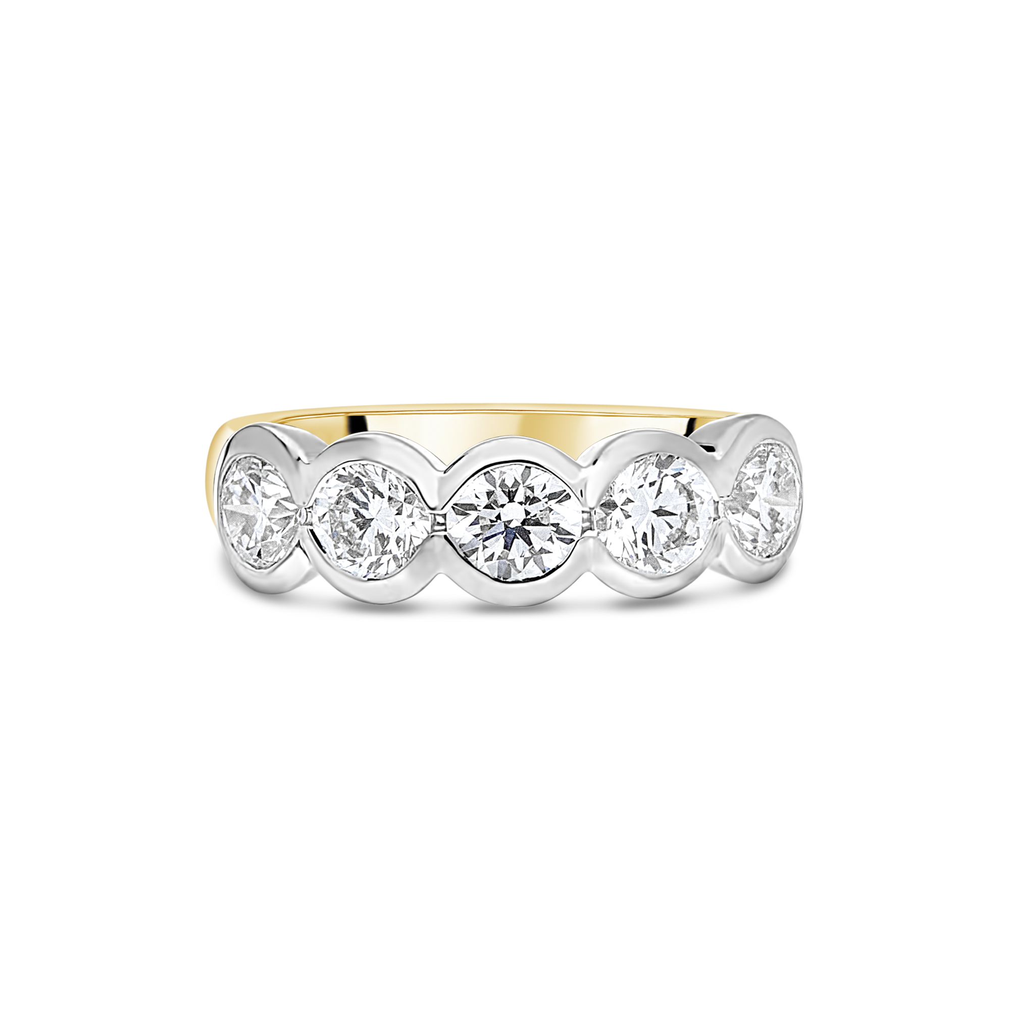 "The ""Creed"" Eternity Ring"