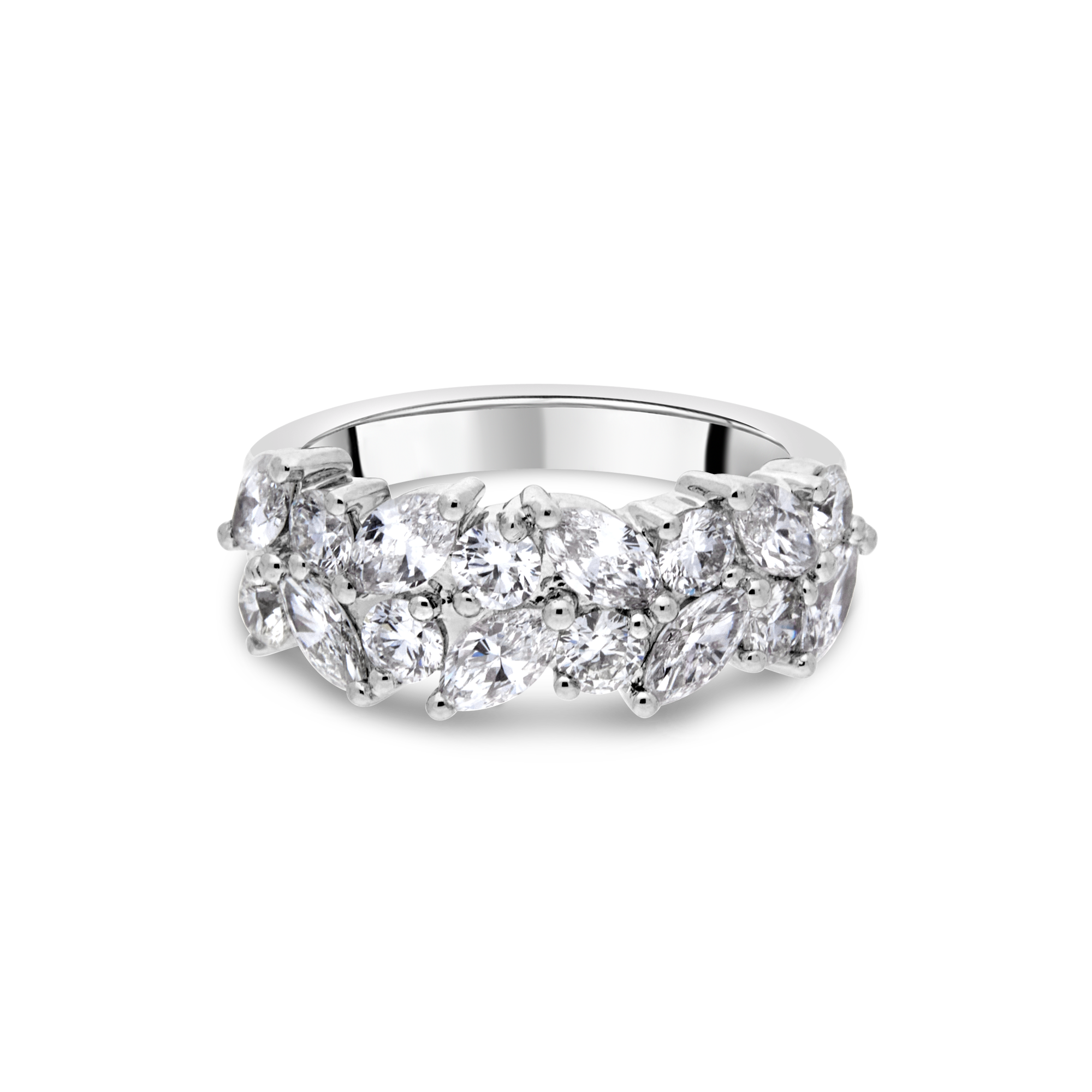The 'Wisdom' Ring, Platinum