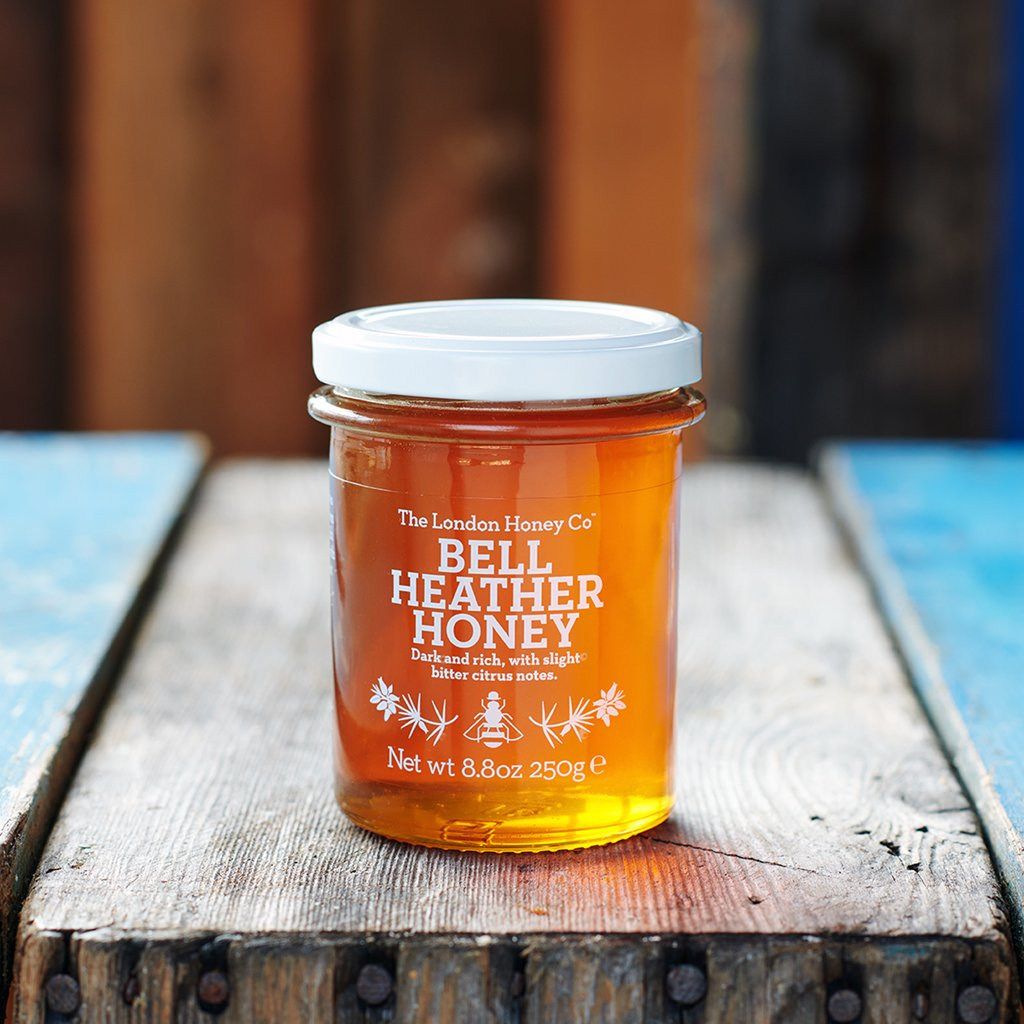 Pure Dorset Bell Heather Honey 250g
