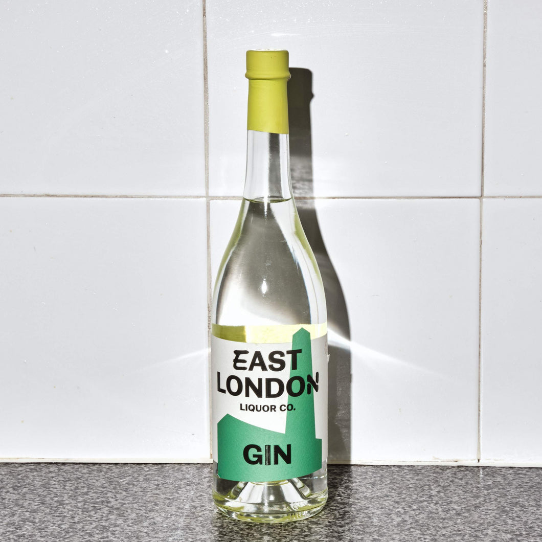 East London Liquor Company - London Gin (750ml, 40%)