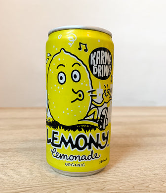 Karma Lemony Lemonade 250ml - Lumberjack Supplies, Camberwell SE5
