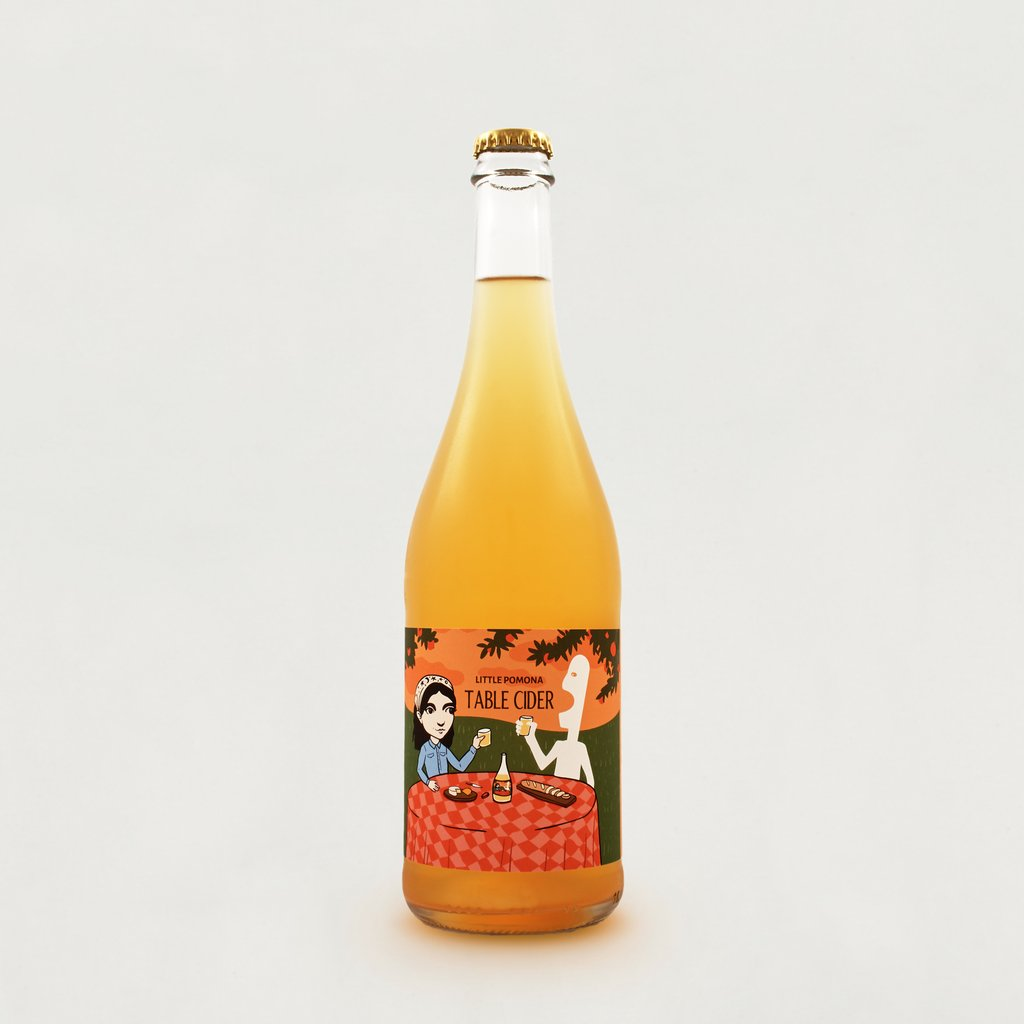 Little Pomona - Table Cider, 2019 (750ml, 7.3%)