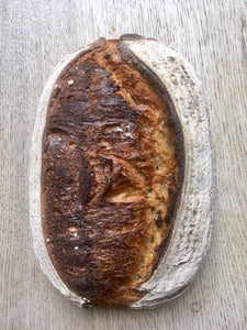 White Sourdough bread (800g) - Lumberjack Supplies, Camberwell SE5