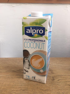 Alpro Coconut Milk For Professionals 1L (foamable) - Lumberjack Supplies, Camberwell SE5