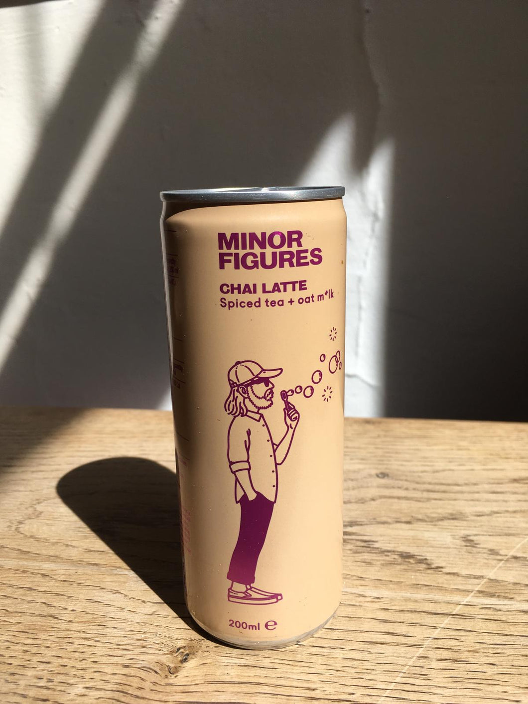Minor Figures: Nitro Cold Brew - Chai Latte 200ml