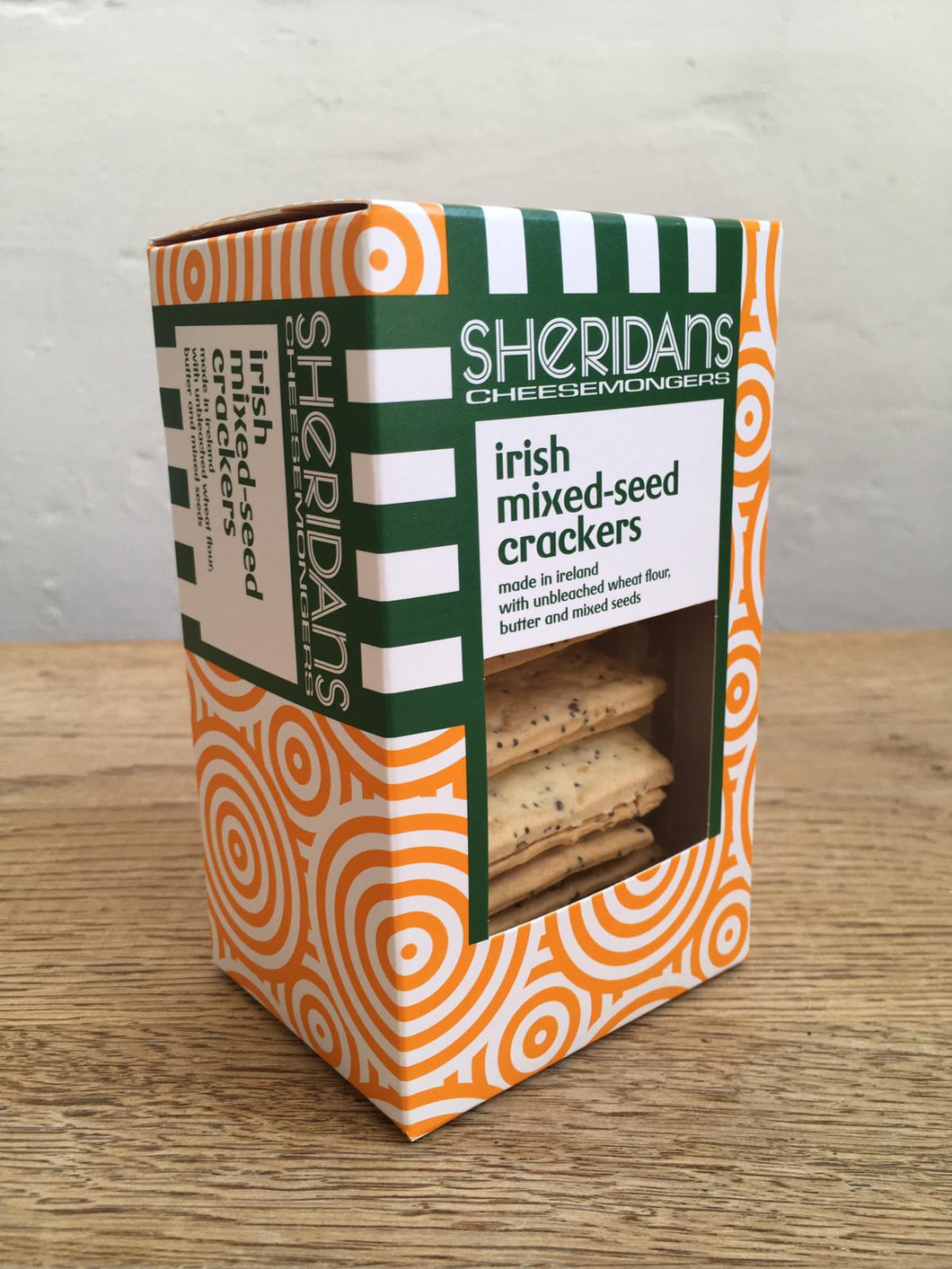 Sheridan's Irish Mixed-Seed Crackers