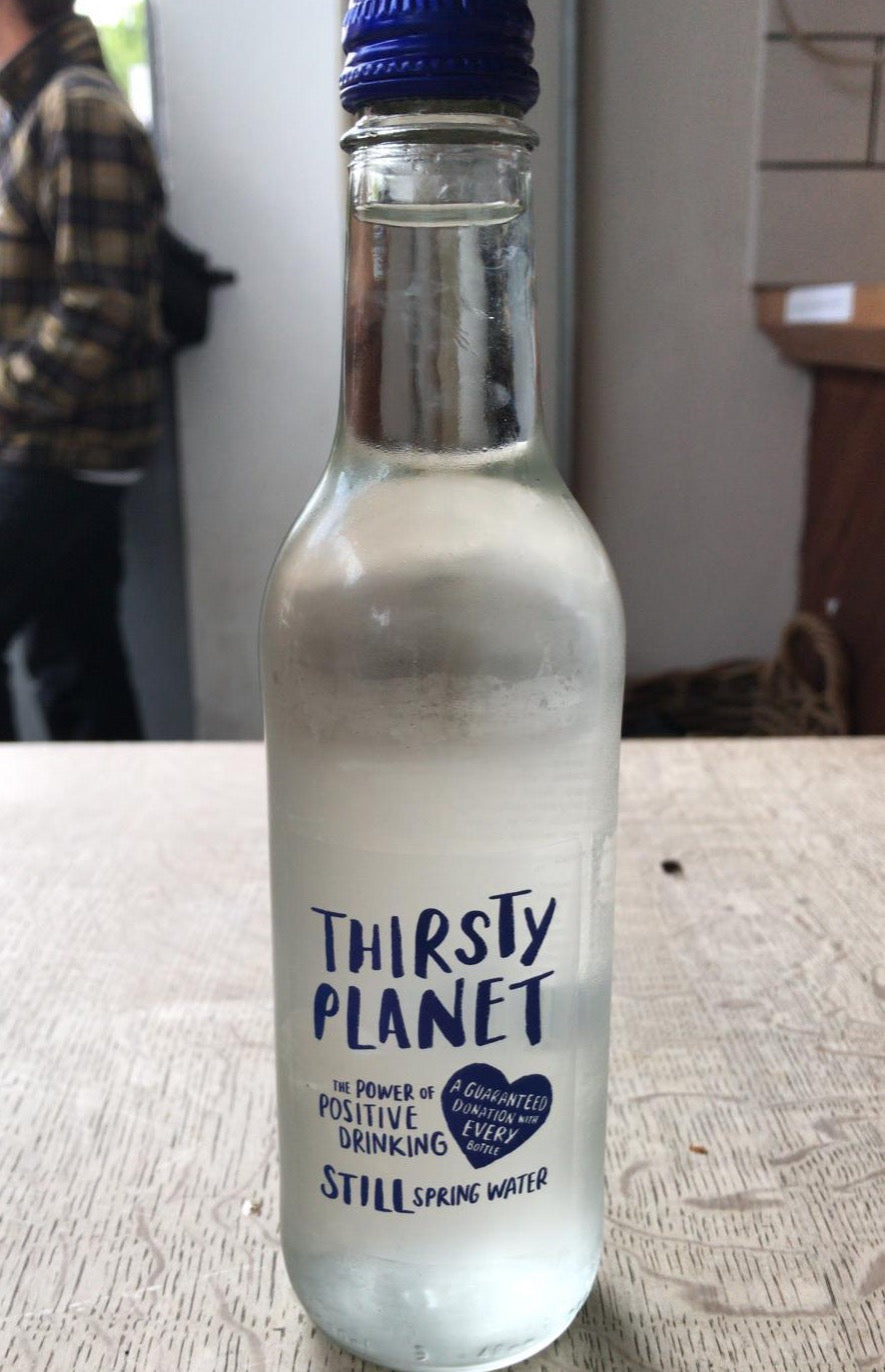 Thirsty Planet Still Water, 330ml