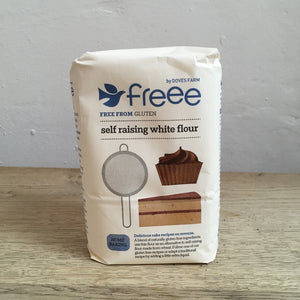 Gluten Free Self Raising Flour 1kg, Doves Farm