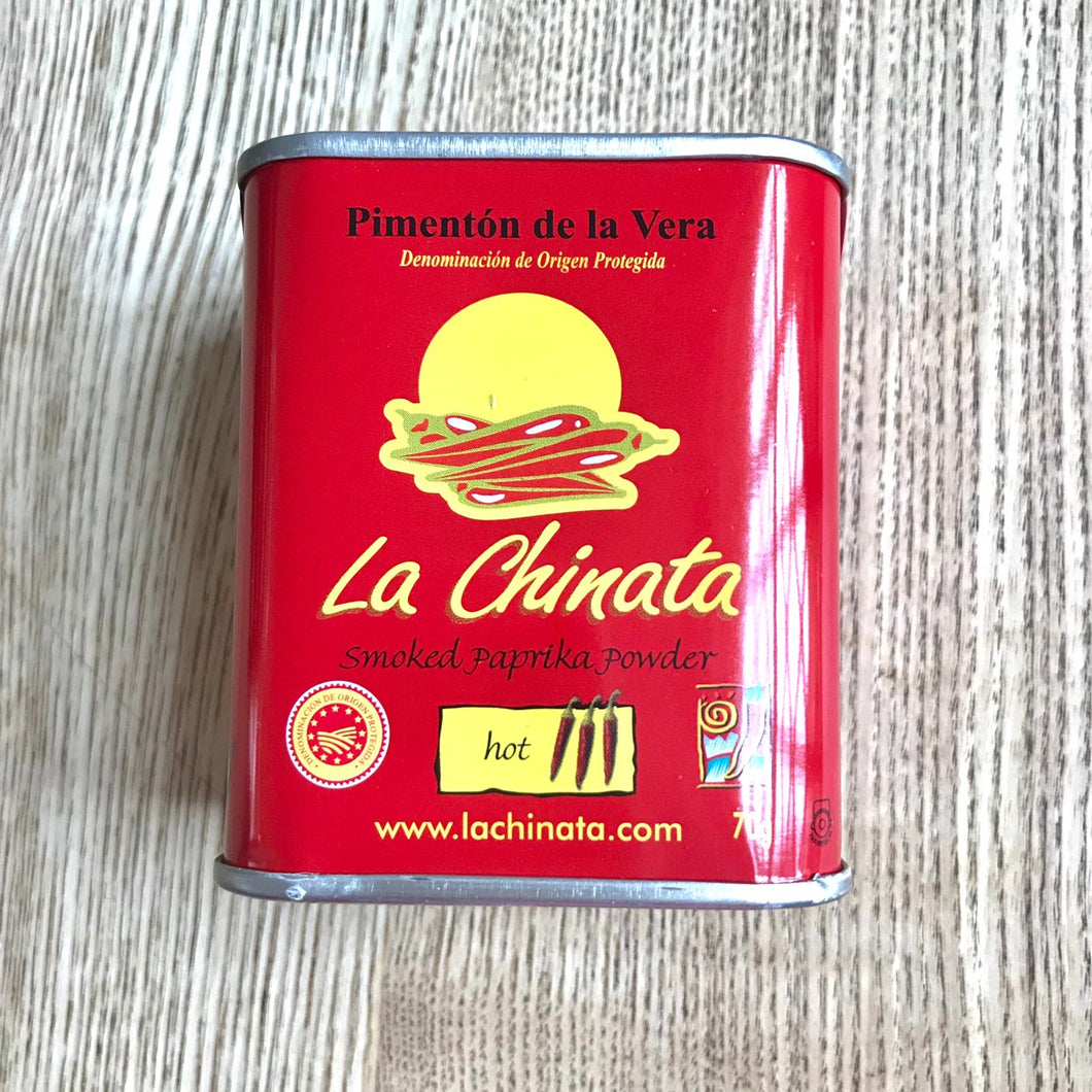 La Chinata Smoked Paprika DOP - Hot - 70g