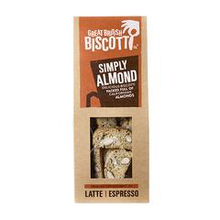 Load image into Gallery viewer, Great British Biscotti - Various Favours (100G)