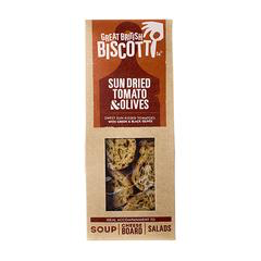 Great British Biscotti - Various Favours (100G)