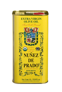 Nunez de Prado Extra Virgin Olive Oil - 1L tin