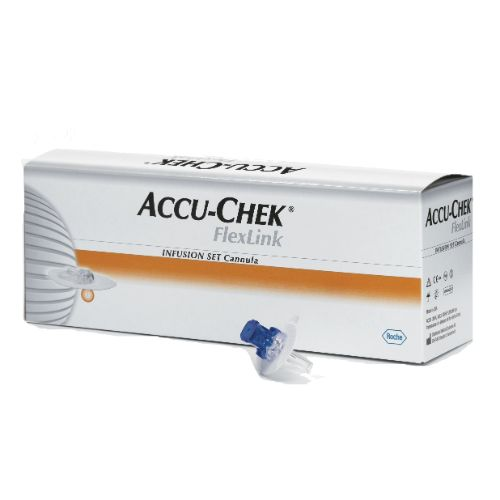 Accuchek Flexlink Cannula