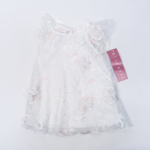 Biscotti Girls Party Dress Sz 18 mo NWT