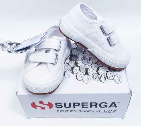 Superga Neutral Casual Shoes Sz 6.5 (Toddler) NWT