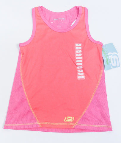 Skechers Girls Athletic Tank Top Sz 4T NWT