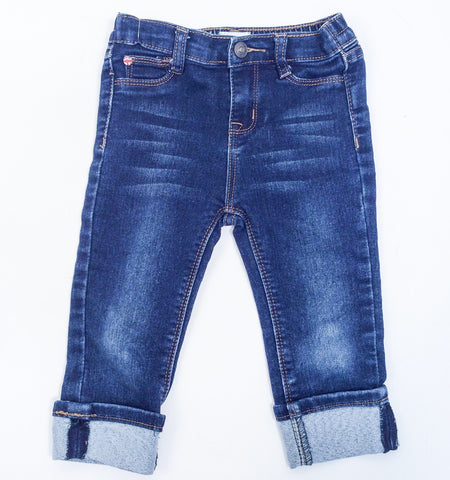 Hudson Girls Denim Capris Sz 4