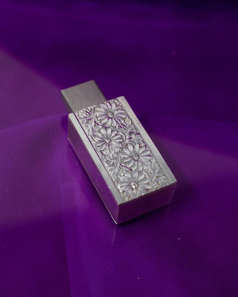 Daisy Solid Silver USB [256gb]